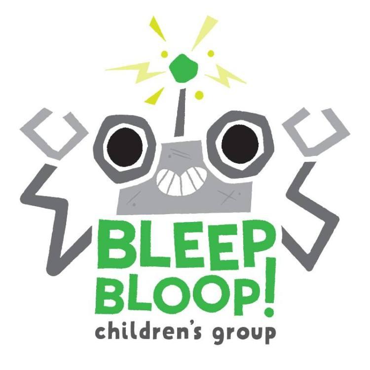 Bleep Bloop!