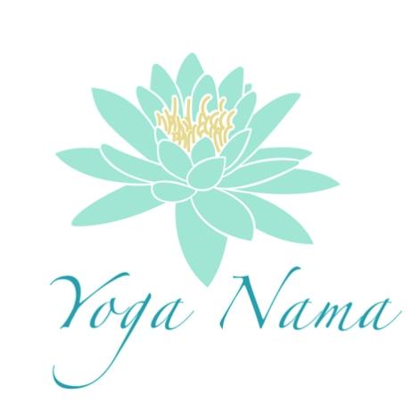 Small Yoga Nama Logo 2
